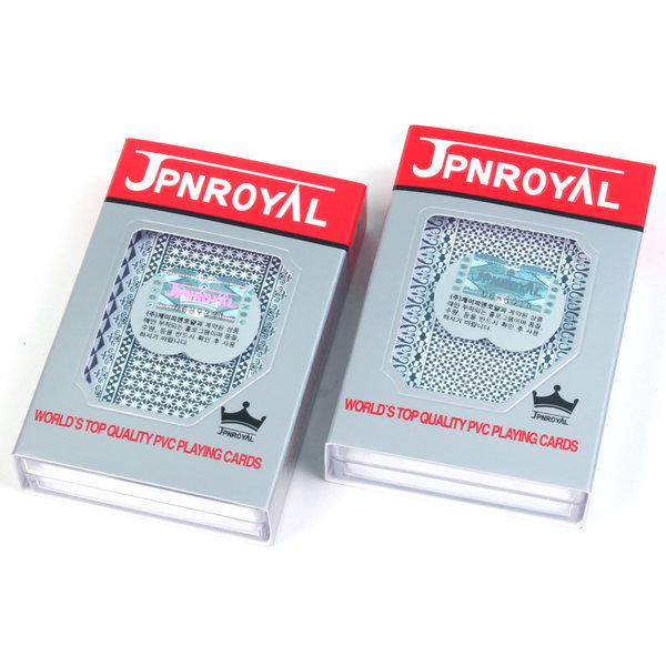 제팬로얄(고급형) 트럼프카드 게임카드 포커 훌라 상품이미지
