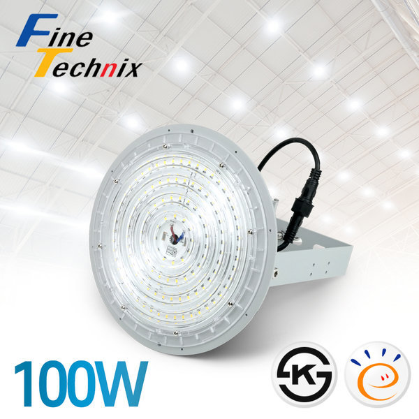 파인테크닉스 LED 공장등 고천장등 100W DC타입 상품이미지
