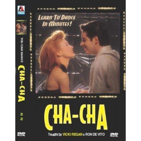 DVD  스포츠댄스 (유캔댄스) 차차차 (You can dance : Cha Cha) 상품이미지