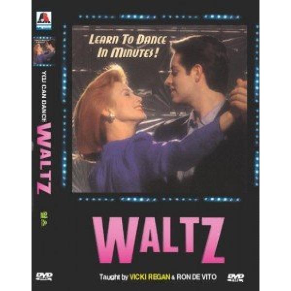 DVD  스포츠댄스 (유캔댄스) 왈츠 (You can dance : Waltz) 상품이미지