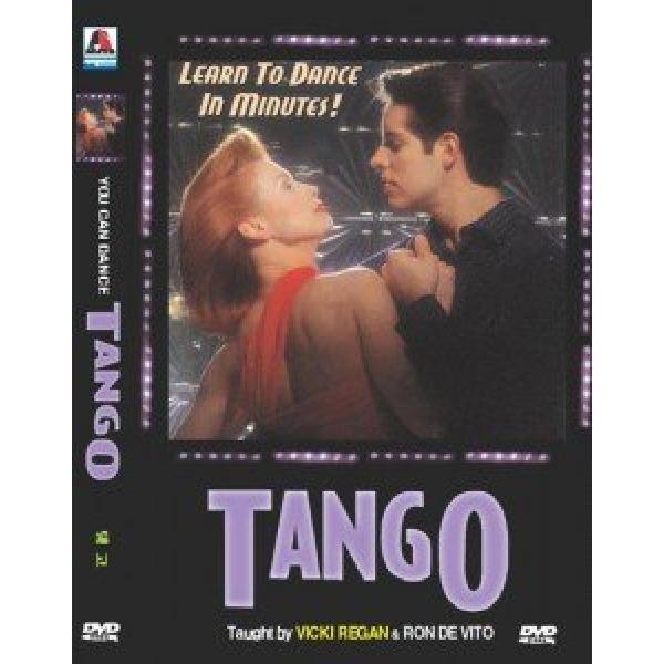 DVD  스포츠댄스 (유캔댄스) 탱고 (You can dance : Tango) 상품이미지