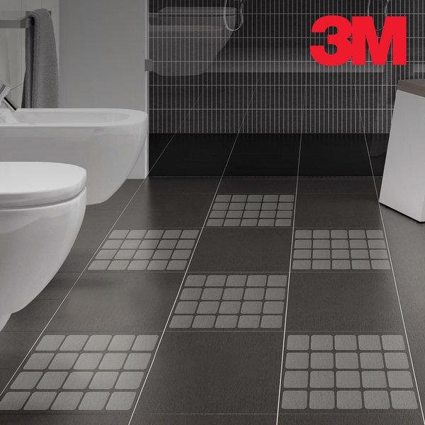 욕실욕조용 투명44x44_12매/미끄럼방지 스티커 화장실 상품이미지