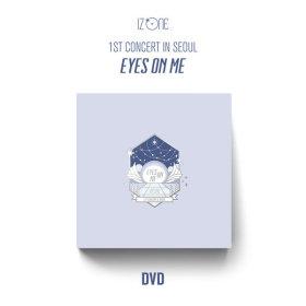 (DVD+포스터증정) 아이즈원 (IZONE) - 1ST CONCERT IN SEOUL EYES ON ME DVD