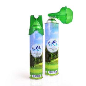 대용량 순수산소 816ml 산소호흡기 산소캔 깨끗한산소
