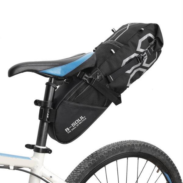 자전거 국토 종주 여행 대용량 12L 안장 가방 상품이미지