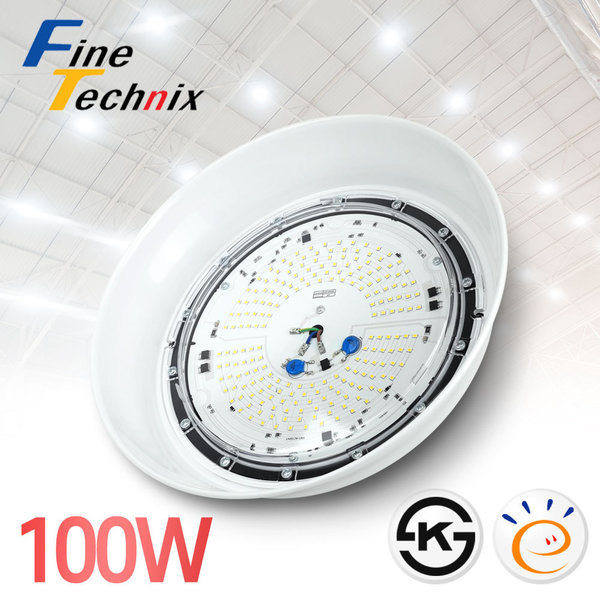 파인테크닉스 LED 공장등 고천장등 100W AC타입 상품이미지
