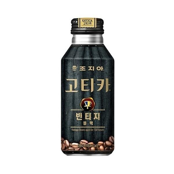 고티카 390ml 24입 2종(블랙/라떼) 상품이미지