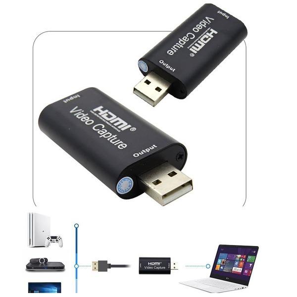 TB191 Coms HDMI 캡쳐(USB 2.0) / UHD 4K2K 입력지원 상품이미지