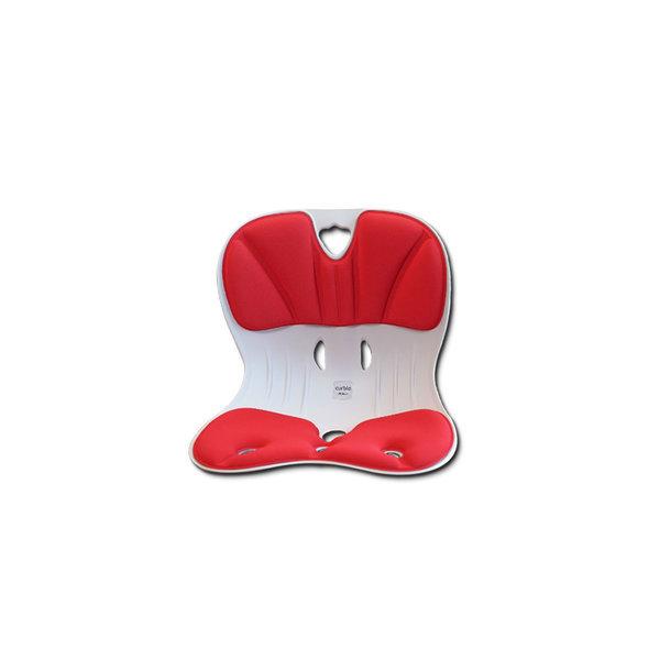 NEW 커블체어 와이더 레드 바른자세 허리 교정의자 상품이미지