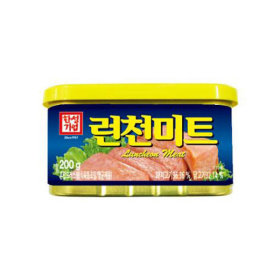 한성 런천미트 200g스팸 햄 통조림 깡통햄 리챔