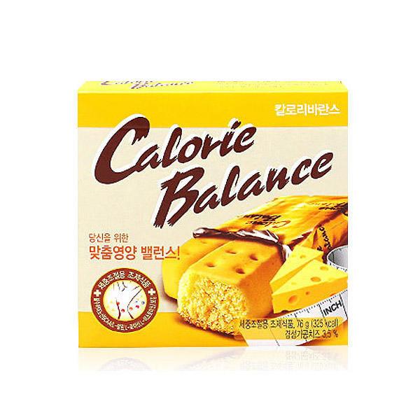 e편의점 해태 칼로리바란스 치즈 76g 상품이미지
