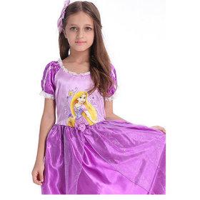 New/RAPUNZEL/Dresses/Children/Kids'/Halloween Costumes