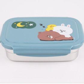 Gimbap/STAINLESS STEEL/Lunch Box/Children/Kids'
