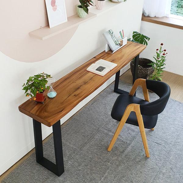우드인미 꼬우꼬 통원목 사이드 테이블 1800-ap 상품이미지