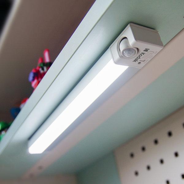 충전형 무선 LED 센서등 KL300 주방등/현관등/보조조명 상품이미지