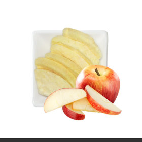 Ssalgwaja ma-eul/apple chip/freeze drying/baby rice snack 10+3