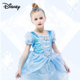 Cinderella/Movie/Dresses/Children/Kids'/Halloween