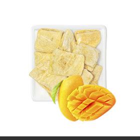 Ssalgwaja ma-eul/mango chip/freeze drying/baby rice snack 10+3
