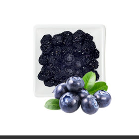 Ssalgwaja ma-eul/blueberry chip/freeze drying/baby rice snack 10+3