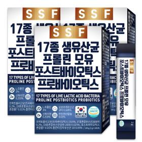 프롤린 모유 유산균 포스트바이오틱스 200포