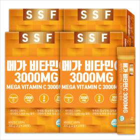 메가 비타민C 3000 600포 분말 가루 스틱 메가도스