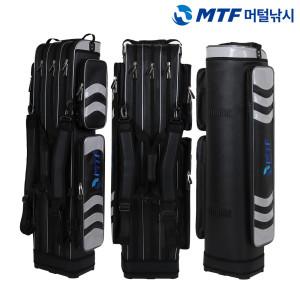 MTF 와이드 실버 민물 낚시 가방 5단