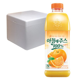 서울 아침에주스 오렌지 950ml  8개