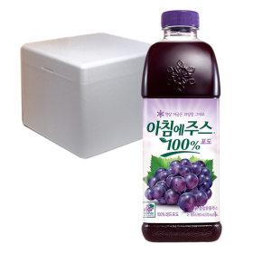서울 아침에주스 포도 950ml  8개