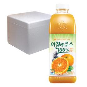 서울 아침에주스 제주감귤 950ml  8개