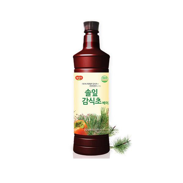광야 솔잎 감식초 970ml  / 음료베이스 모음 상품이미지