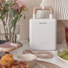 샌드위치 크로플 와플 메이커 화이트(DA-SAN01)