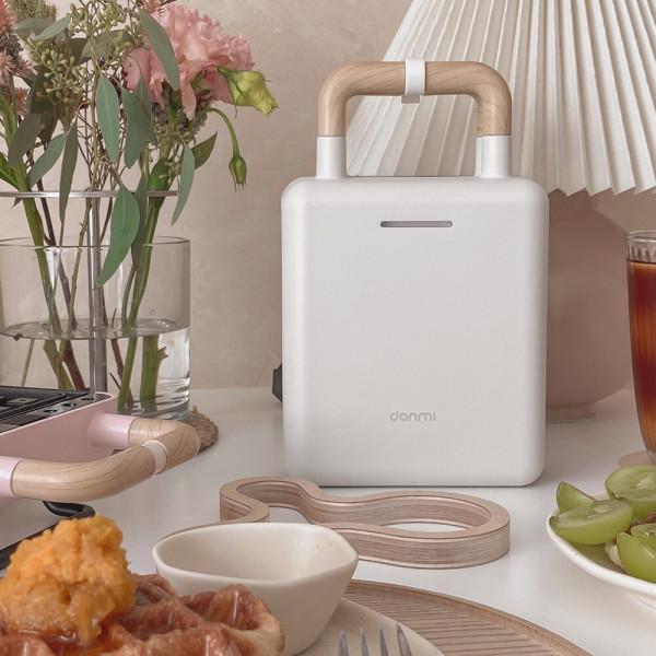 샌드위치 크로플 와플 메이커 화이트(DA-SAN01) 상품이미지