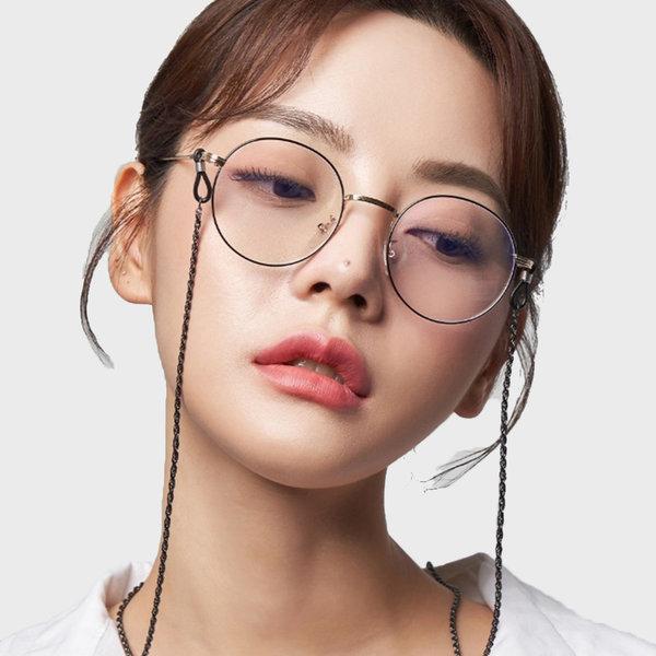 스탠다드 블루라이트 필터 안경+안경줄+케이스 2세트 상품이미지