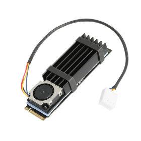 NX-HS-1FAN 방열판 SSD NVME M.2 쿨링팬 NX1084