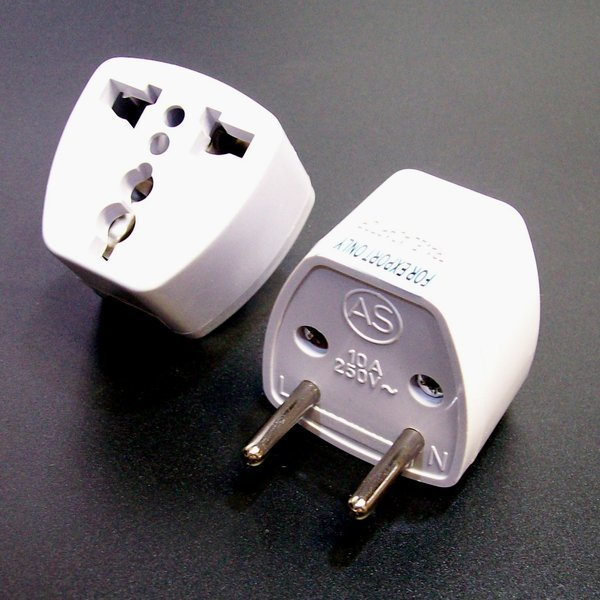 220v 변환 만능 플러그-전기 코드 연결 어댑터 돼지코 상품이미지