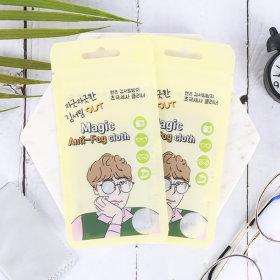 대양 김서림 방지 안경닦이 매직 클리너 2매