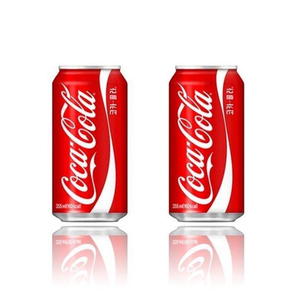 코카콜라 355ml x 24캔 무료배송 상품이미지