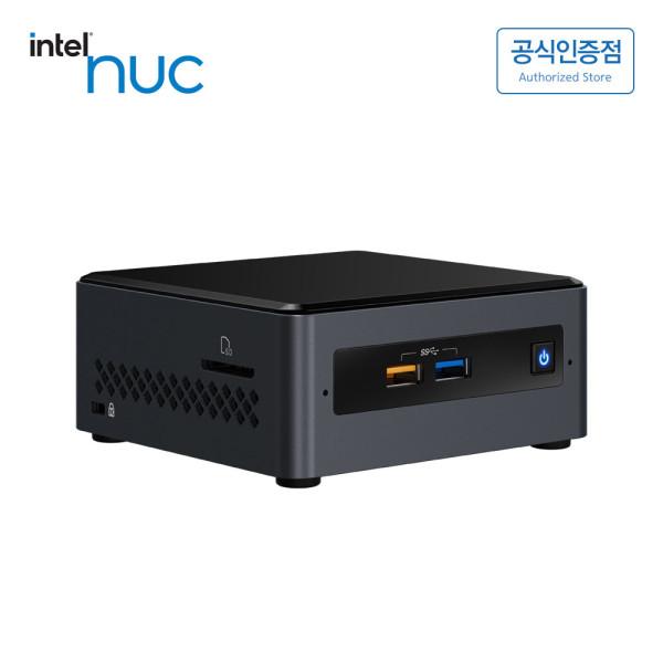 인텔 NUC 미니PC NUC7CJYH (SSD 240GB 메모리 4GB) 상품이미지