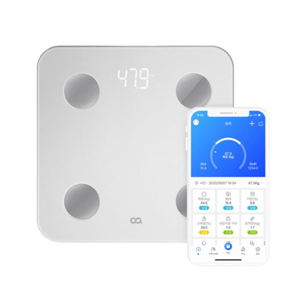 디지털 LED 스마트 체지방 체중계 몸무게 전자 저울 상품이미지