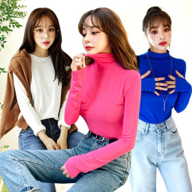 [DEEPNY] Women`s clothing collection / T-shirt / blouse / long sleeve / oversized hoodie /