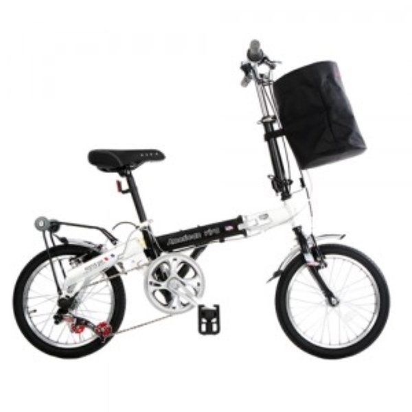 아펙스 아메리칸 비바 16인치 시마노3단 접이식자전거 상품이미지
