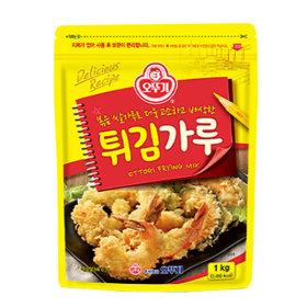 튀김가루 1kg 복음 쌀가루로 더욱 고소하고 바삭한