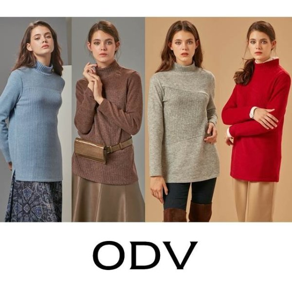 ODV 오디브 클라우드 기모니트티 4종 상품이미지