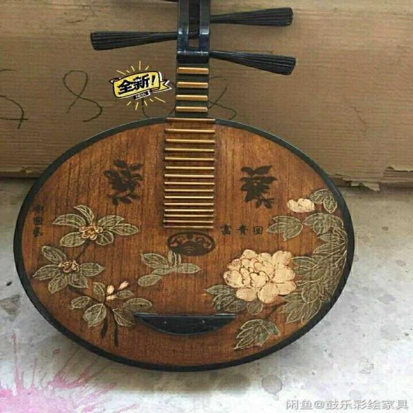 전통 음악 악기 궁중 현악기 가야금 연습 상품이미지