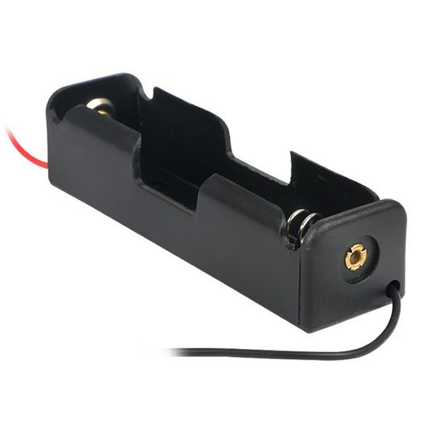 18650 배터리 홀더(1구)-충전지 건전지 케이스 팩 상품이미지