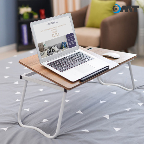 OMT 각도조절 접이식 좌식 노트북 테이블 책상 ONA-A2 상품이미지
