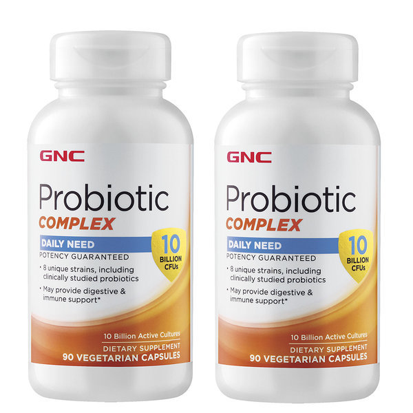 2개 지앤씨 프로바이오틱 유산균 100억 90정(6개월분) 상품이미지