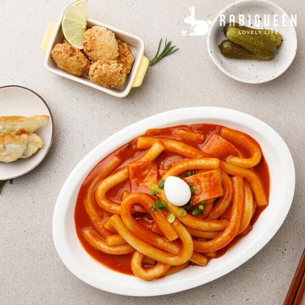 라비퀸 츄잇 떡볶이 오리지널맛 500g 상품이미지