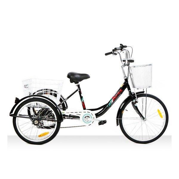 아펙스 쟈스민 삼륜자전거/시마노6단/자전거 상품이미지