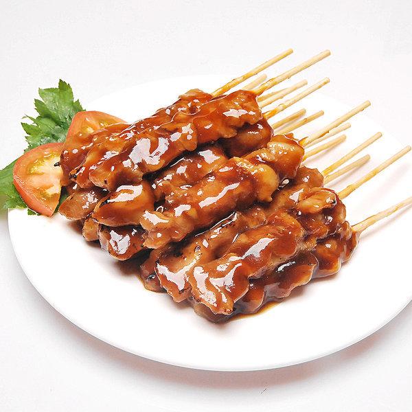 숯불 바베큐맛 닭꼬치 순한맛 20g(40개 800g) 상품이미지